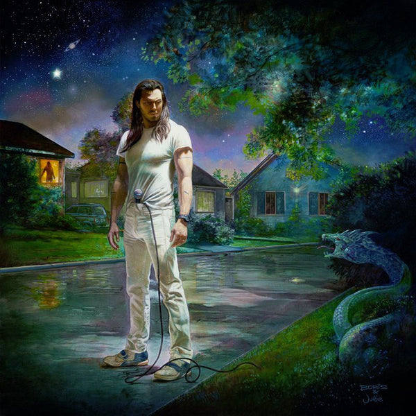 Andrew WK - You're Not Alone (180 Gram Vinyl, Gatefold LP Jacket, Colored Vinyl, Blue, Green)