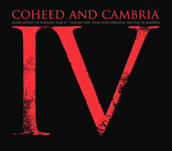 Coheed & Cambria - Good Apollo, I'm Burning Star IV, Volume One: From Fear Through the Eyes of Madness