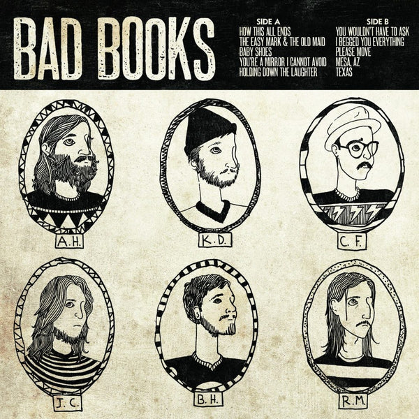 Bad Books - S/T