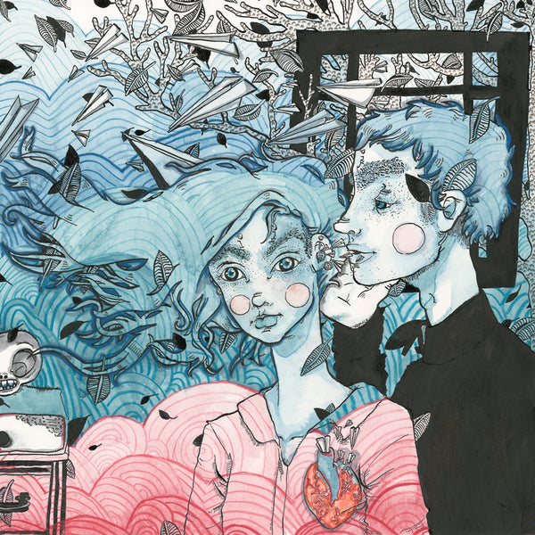Motion City Soundtrack - Even If It Kills Me (2 LP, Light Blue Vinyl)