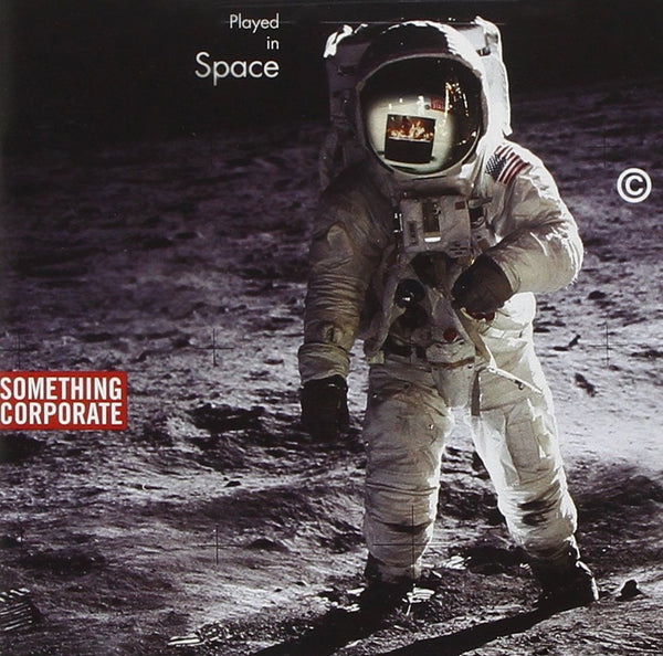 Something Corporate - Played in Space: The Best of