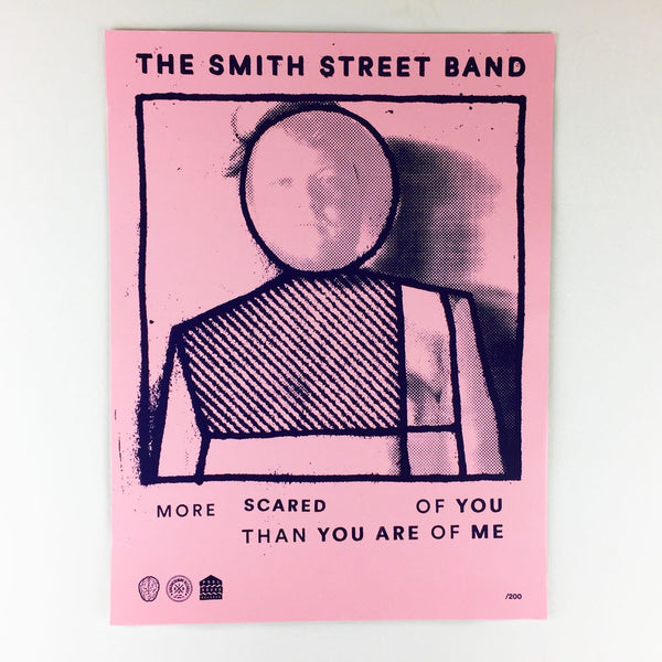 The Smith Street Band - More Scared of You Than You Are of Me | Smartpunk Exclusive