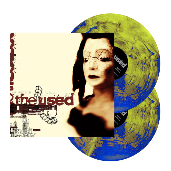 The Used - Self-Titled 2xLP | Smartpunk Exclusive