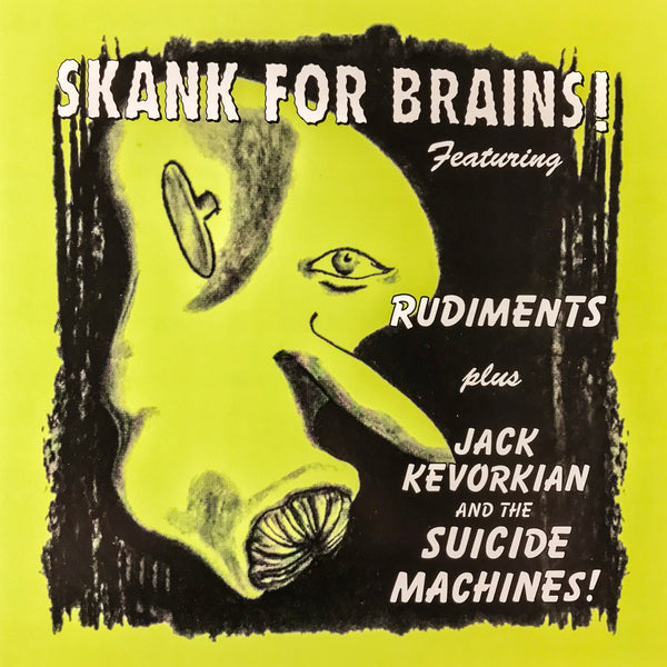 V/A - Skank For Brains!