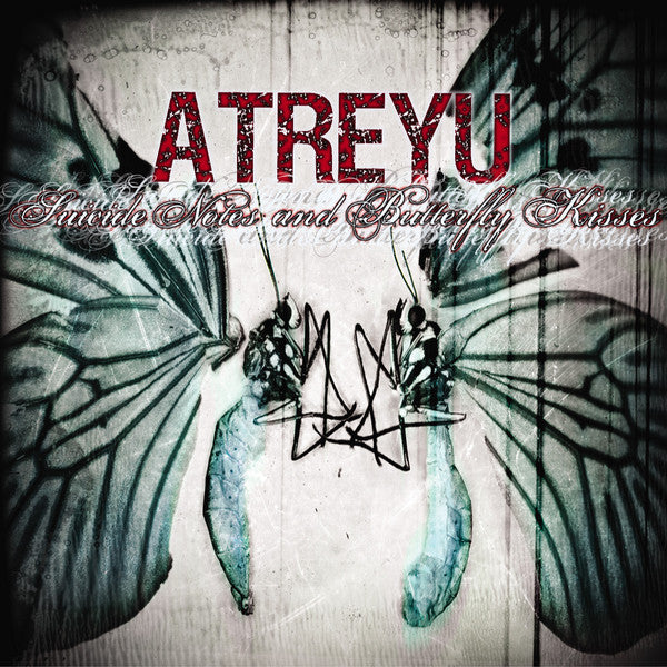 Atreyu - Suicide Notes & Butterfly Kisses
