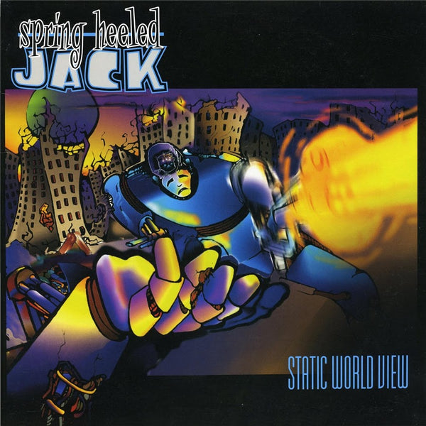 Spring Heeled Jack ‎– Static World View