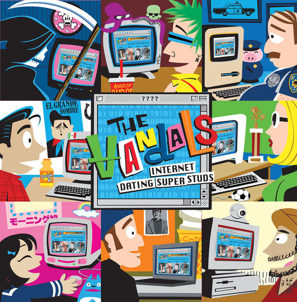 The Vandals - Internet Dating Super Studs