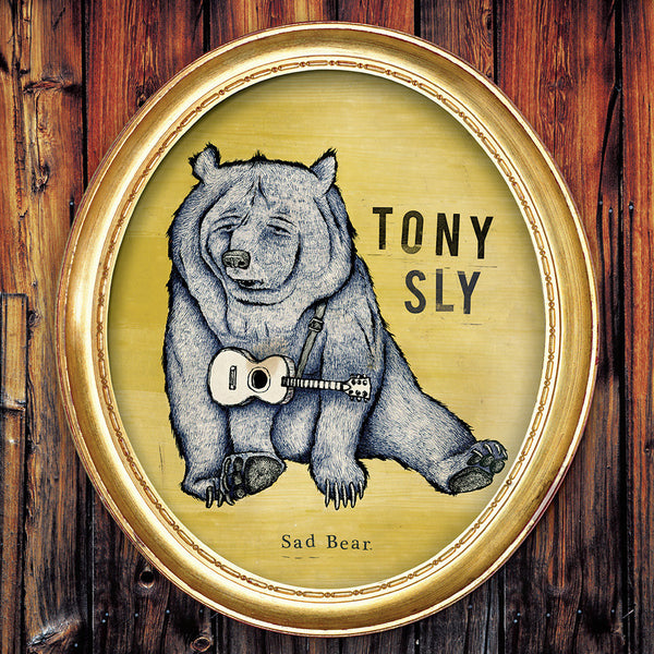 Tony Sly ‎– Sad Bear
