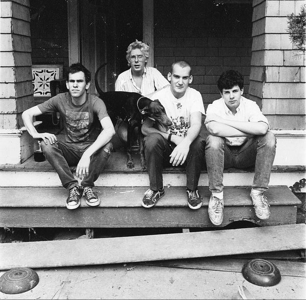 Minor Threat - First Demo Tape 7""