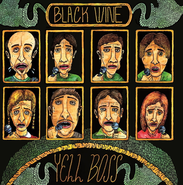 Black Wine - Yell Boss