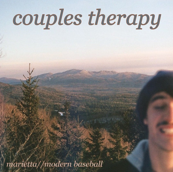 Modern Baseball / Marietta - Couples Therapy Split 7""