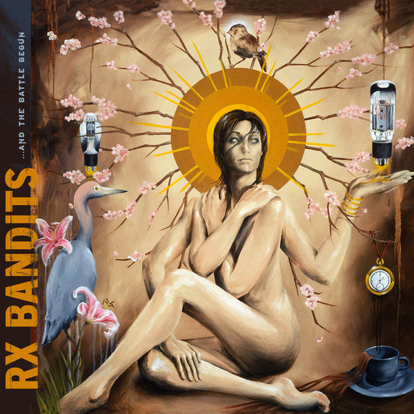 RX Bandits - ...And the Battle Begun