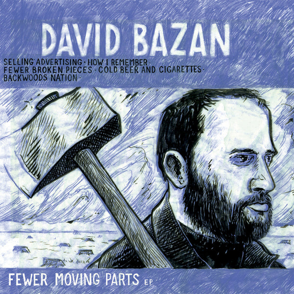 David Bazan - Fewer Moving Parts