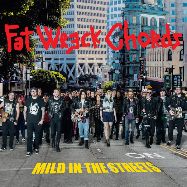 V/A ‎– Mild In The Streets: Fat Music Unplugged
