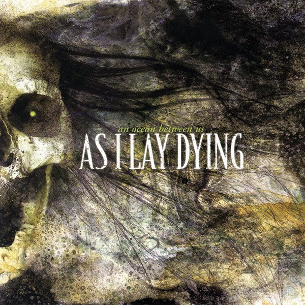 As I Lay Dying - An Ocean Between Us (Gold w/ Agua Smoke vinyl)