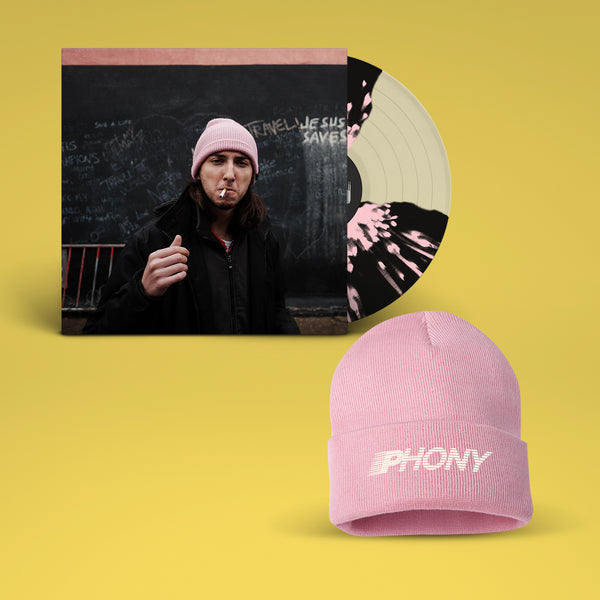 PHONY - Knock Yourself Out (LP + Beanie)