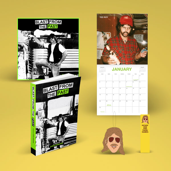 Chris DeMakes - Blast From The Past (Calendar + Book Bundle)