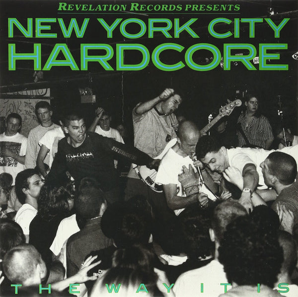 V/A – New York City Hardcore - The Way It Is