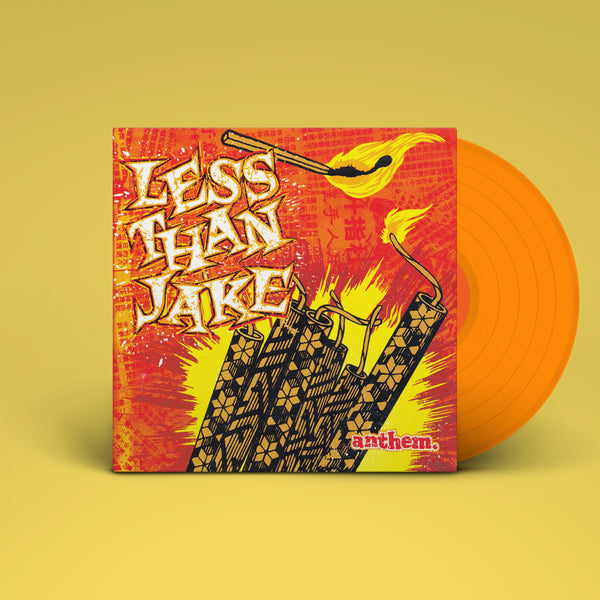 Less Than Jake - Anthem (LP Only)