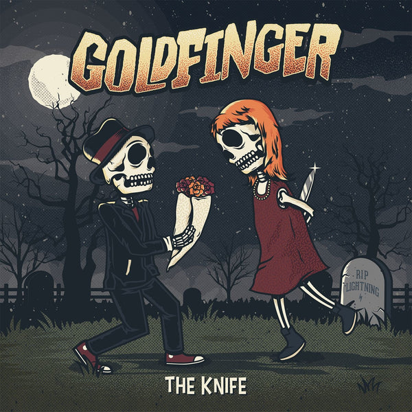Goldfinger - The Knife | Smartpunk Exclusive
