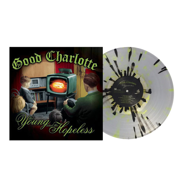 Good Charlotte - The Young & the Hopeless