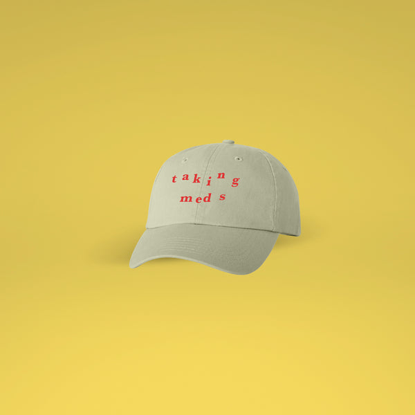 Taking Meds - Logo Hat