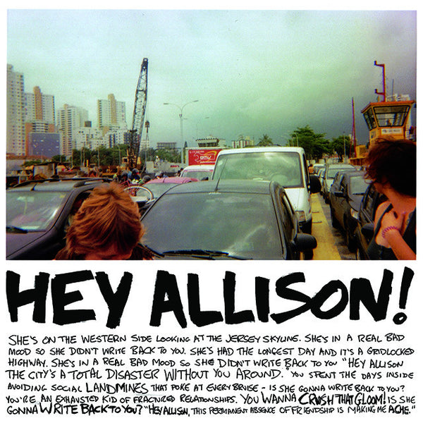 Jeff Rosenstock - Hey Allison! 7""