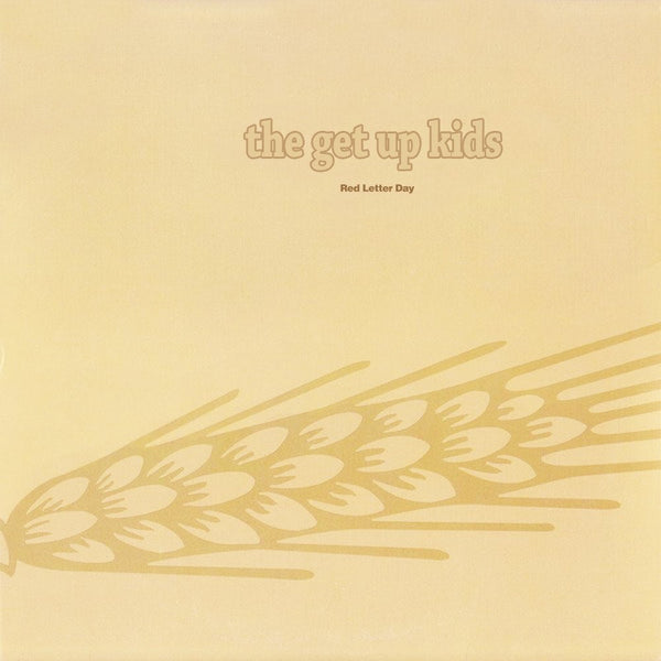 The Get Up Kids - Red Letter Day