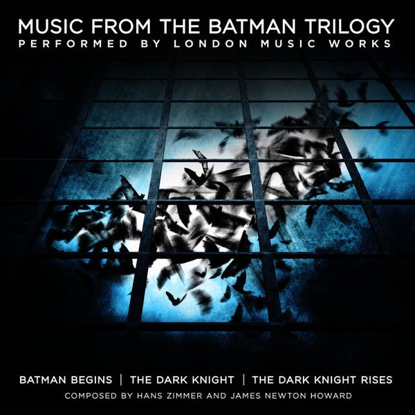 Music from the Batman trilogy performed by London Music Works