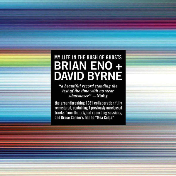Brian Eno/David Byrne - My Life In The Bush Of Ghosts (2LP 180 Gram Vinyl)