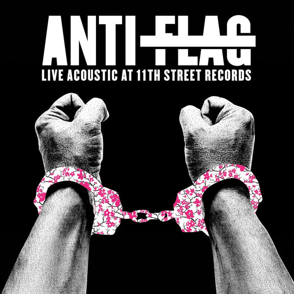 Anti-Flag - Live Acoustic at 11th street Records