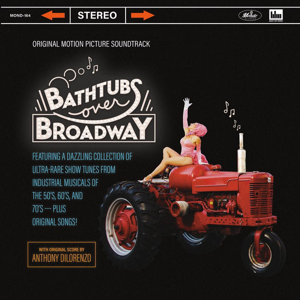 Bathtubs Over Broadway OST