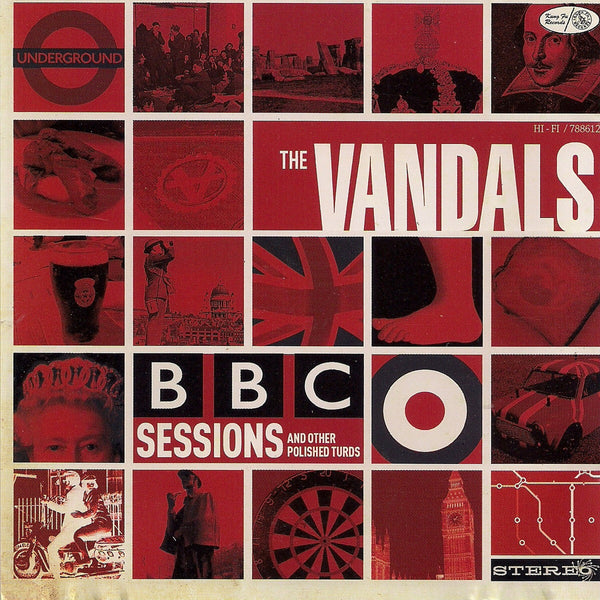 The Vandals - BBC Sessions