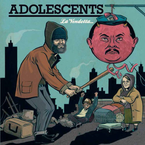 Adolescents- La Vendetta