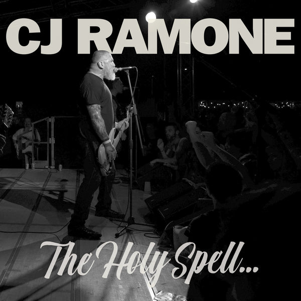 CJ Ramones - The Holy Spell…