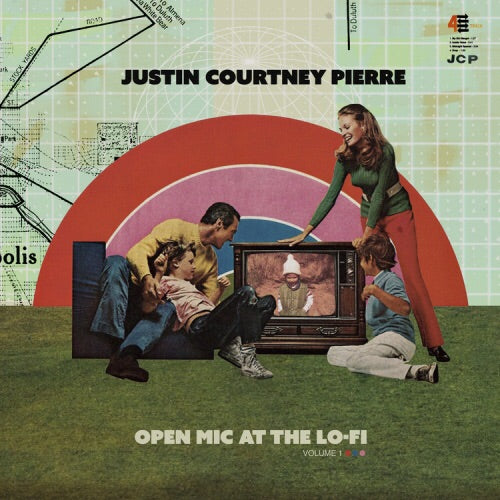 Pierre, Justin Courtney - Open Mic At The Lo-Fi : Vol 1