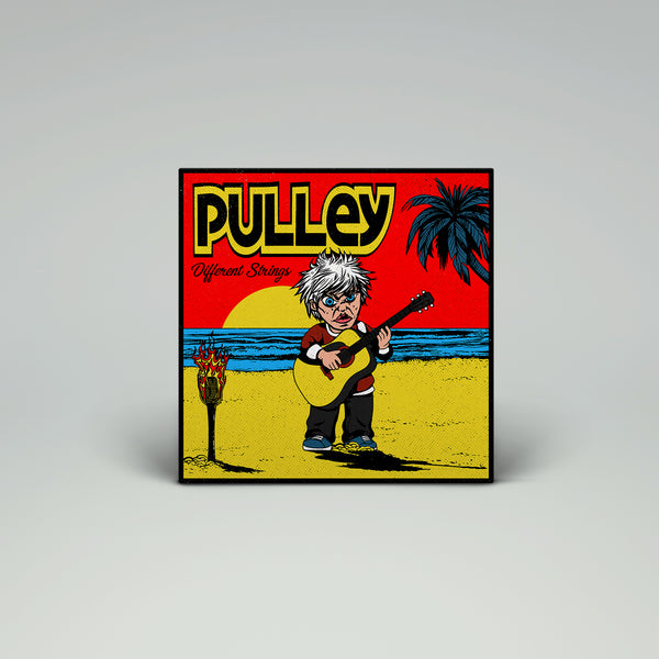 Pulley - Different Strings 10"