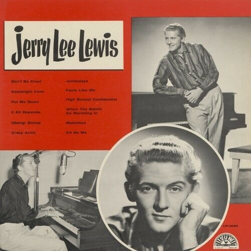 Jerry Lee Lewis - Jerry Lee Lewis [Import]