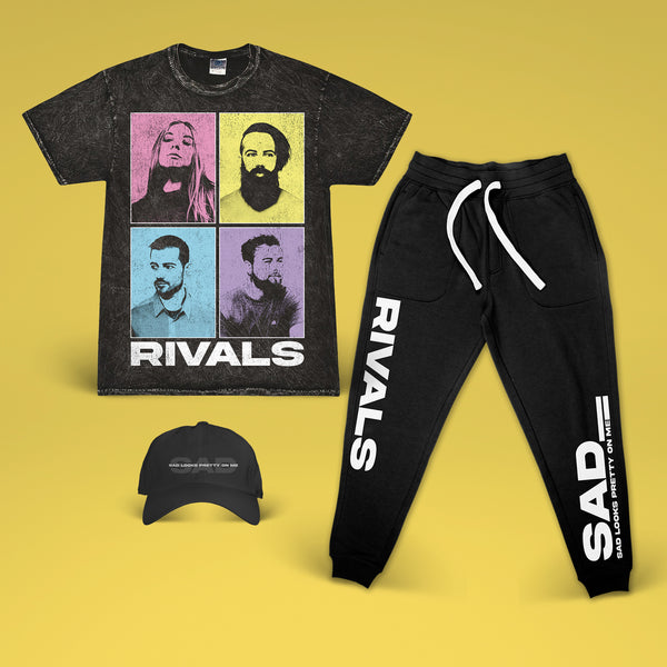 RIVALS - Hat/Shirt/Jogger Bundle