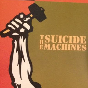 The Suicide Machines - Battle Hymns 7""