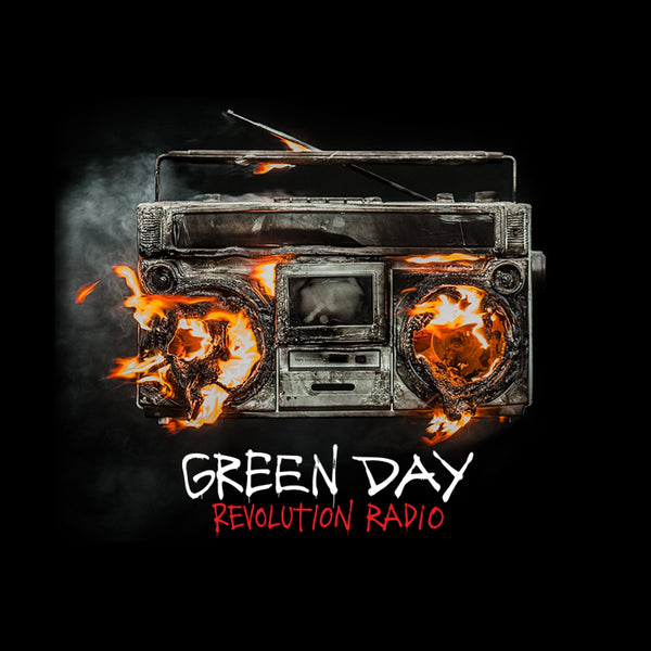 Green Day - Revolution Road