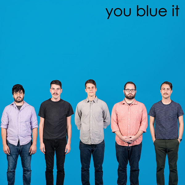You Blew It! - You Blue It 10""