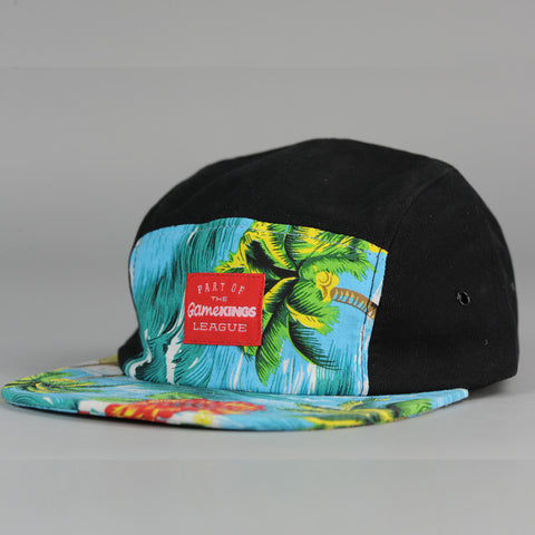 Part of the Gamekings League 5-panel