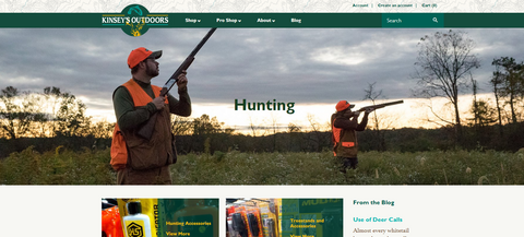 Kinsey's Outdoors, Kinseys Outdoors, Hunting, Coyote Hunting, Coyote Hunting Gear List