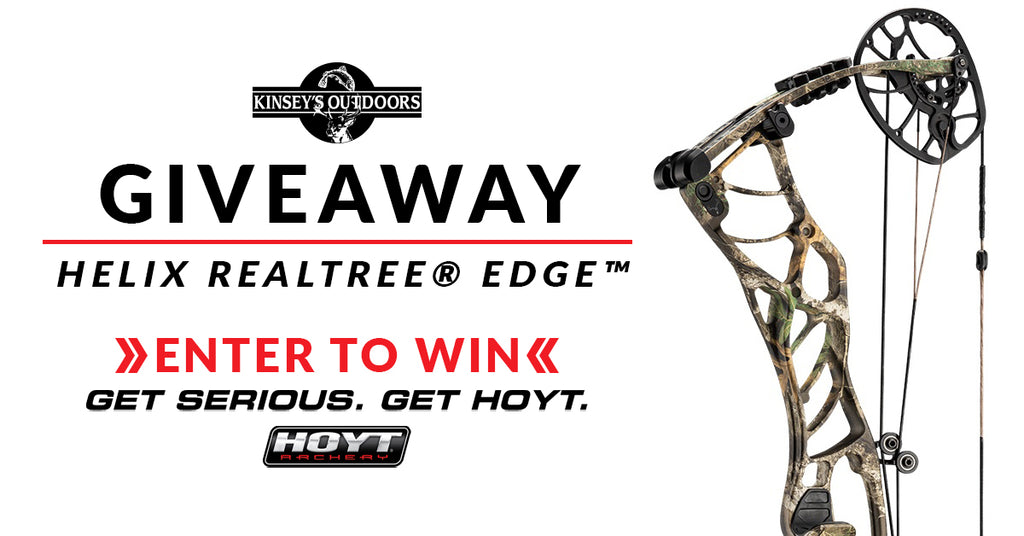Hoyt Giveaway   Hoyt Helix Realtree® Edge™ – Kinsey's Outdoors