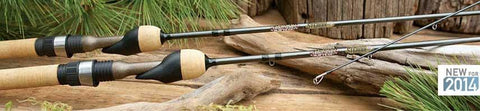 st croix trout spinning fishing rod