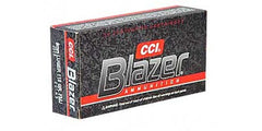 CCI Blazer 9mm 115 Grain FMJ 50 Rounds