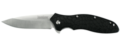 Kershaw Oso Sweet Folding Plain Drop Point Knife
