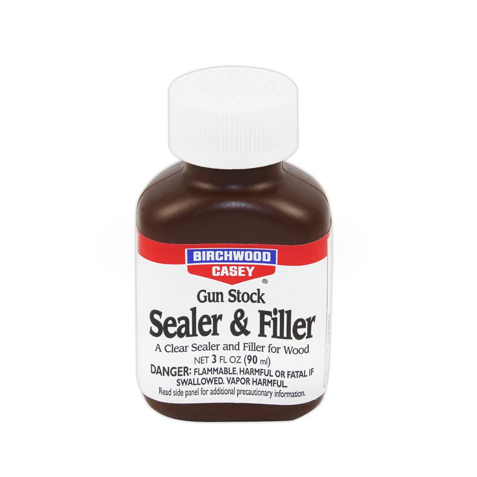 Gun Stock Sealer & Filler