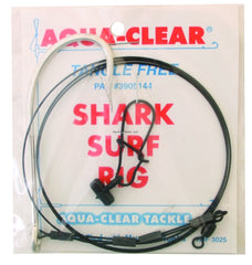 Aqua Clear Shark Surf Fish Finder Rig